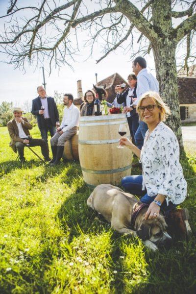 Les vignerons de l'appellation Pécharmant